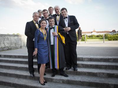 Munich 2012 delegation Austria